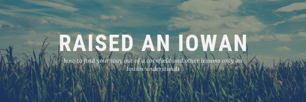 Cornfield Raised an Iowan